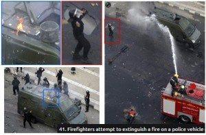 حقيقة سرقة مدرعة في ثورة يناير