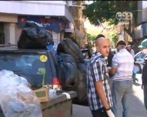 حقيقة صورة أكياس الزبالة على عربية محافظ الإسكندرية هاني المسيري .