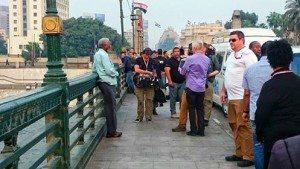 حقيقة وجود مورجان فريمان و جاك نيكلسون في مصر