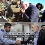 حقيقة  صور لعبور اسماعيل هنية من المعابر الاسرائيلية وتقبيله ليد جندي اسرائيلي
