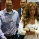 حقيقة حمل زوجة جمال مبارك و هو مسجون