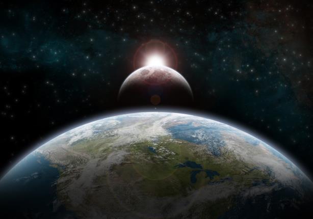 حقيقة اصطدام كويكب بالارض.