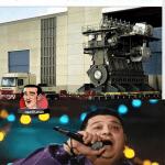 حقيقة وصول محرك ديزل روسي بقوة 2 مليار حصان للمفاعل النووي المصري