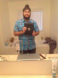 حقيقة نشر داعش لصورة منفذ هجوم باريس .