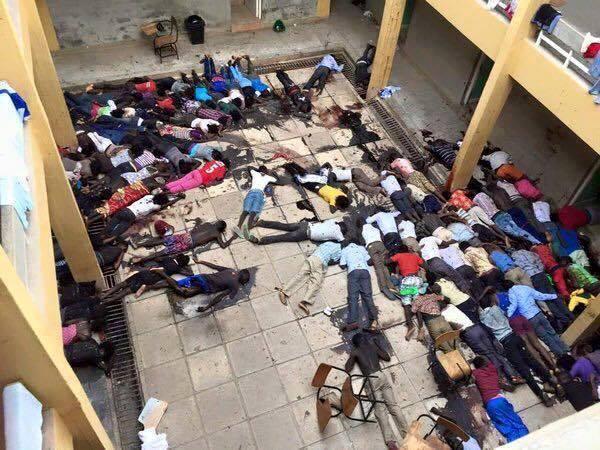 حقيقة مقتل 147 طالب مسلم في كينيا