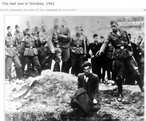 حقيقة صورة إعدام جندي فرنسي لمدنيين عزل من الجزائر