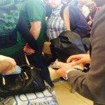 حقيقة رشوة أمن مطار شرم الشيخ لانهاء أوراق السائحين