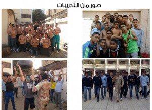 حقيقة تعذيب مجند بالجيش لطلاب مدرسة
