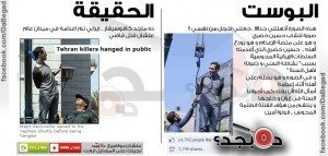 حقيقة اعدام سني في ايران