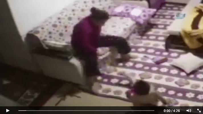حقيقة فيديو تعذيب أطفال في دار أيتام