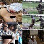 حقيقة صور تعذيب مسلمي بورما وسيريلانكا