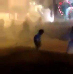 حقيقة قيام الحوثيين بقصف العاصمة السعودية عقب إعدام النمر
