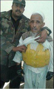 حقيقة القبض على شخص كان عاوز يفجر نفسه في أحد أكمنة الجيش .