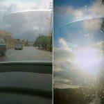 حقيقة صورة طبق طائر في سماء لبنان