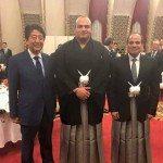 حقيقة صورة مفبركة للسيسي مع بطل مصري للسومو