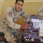 حقيقة صورة لأبو تريكة و هو يرتدي زي الجيش