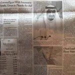 حقيقة تصريح لملك السعودية بيقول فيه ان مصر اعطت الجزيرتين للسعودية مقابل مساعدات اقتصادية