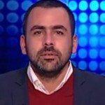 حقيقة فصل يوسف الحسيني من اون تي في و هروبه خارج مصر