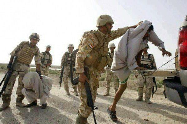 حقيقة صورة لقبض الجيش على عناصر تكفيرية