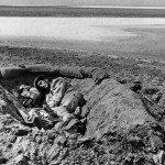 حقيقة صورة جندي مصري في جزيرة تيران سنة 1967