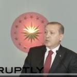 حقيقة فيديو لاردوغان يعلن عن تدخل تركيا لانقاذ حلب