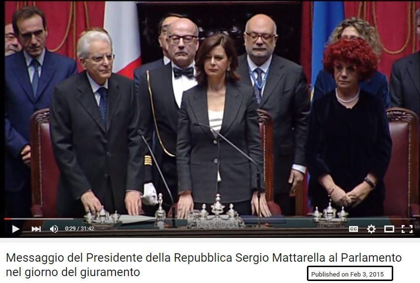 حقيقة فيديو الرئيس الايطالي يطلب قطع العلاقات مع مصر وتسليم السيسي