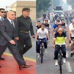حقيقة صور حديثة لوزير الدفاع واستعداده للرئاسة