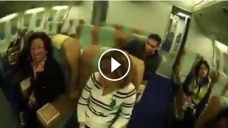 """""""حقيقة فيديو بعنوان  """"وحوش أمن مصر للطيران"""