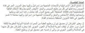 حقيقة ان السعودية هتقدر تحط قوات و اسلحة ثقيلة على جزر تيران و صنافير