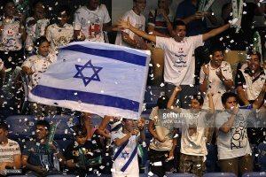 حقيقة رفع العلم الإسرائيلي في شرم الشيخ .