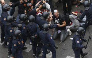 حقيقة ضرب طالب ثانوي من الشرطة