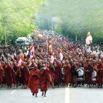 حقيقة مظاهرات تطالب بتطهير المسلمين من بورما