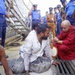حقيقة  راهب بوذي بيدعو مسلمين للبوذية أو القتل