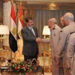 حقيقة كشف مرسي عن ارصدة اعضاء المجلس العسكري