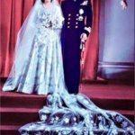 حقيقة مصدر فستان زفاف الملكة اليزابيث
