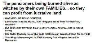 حقيقة فيديو لحرق المسلمين و هم احياء