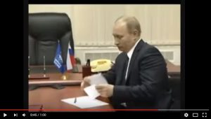 حقيقة تقطع بوتين لرسالة إعتذار أردوغان على إسقاط الطائرة الروسية