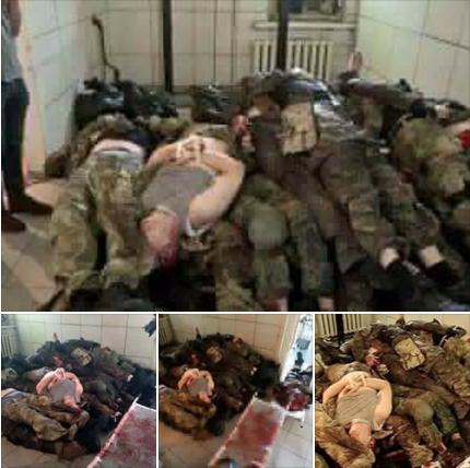 حقيقة صور جثث جنود في تركيا