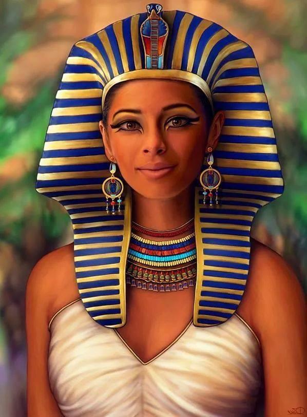 حقيقة صورة الملكة حتشبسوت على الكمبيوتر