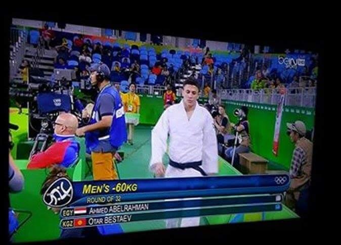 حقيقة استبعاد بطل جودو مصري من الأولمبياد بسبب عدم وجود علم مصر