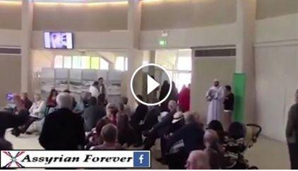 حقيقة اقتحام مسلمين كنيسة في أسترليا