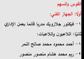 حقيقة فضيحة لاعبة مصر بنت اللواء في اولمبياد ريو