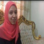 حقيقة اعتقال أميرة عراقي الاولى على ثانوية العامة