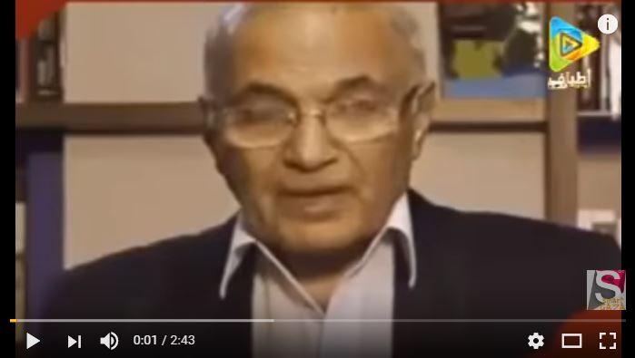 حقيقة فيديو لشفيق يدعو فيه للنزول ضد السيسي يوم 11/11