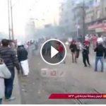 حقيقة فيديو لمظاهرات في ميدان الحلمية