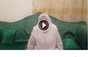 حقيقة فيديو شماتة سيدة في تفجير الكنيسة