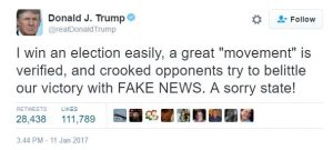 """حقيقة إغلاق """"تويتر"""" لحساب """"ترامب"""""""