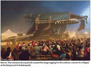 حقيقة ساحة غناء دمرت في دبي في عيد الحب