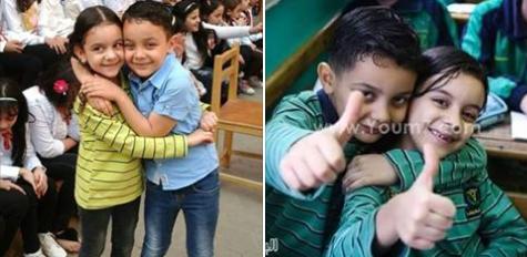 حقيقة صور احمد السيسي مع صديقته