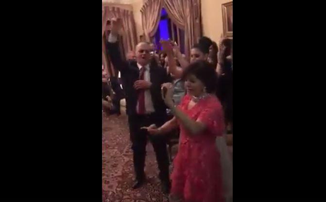 حقيقة وجود السفير الإسرائيلي في فرح حفيد عبد الناصر
